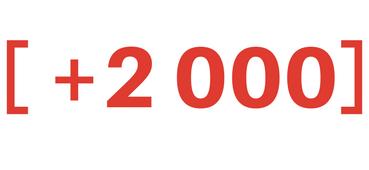 2000 salariés formés chaque année avec Cadriformat