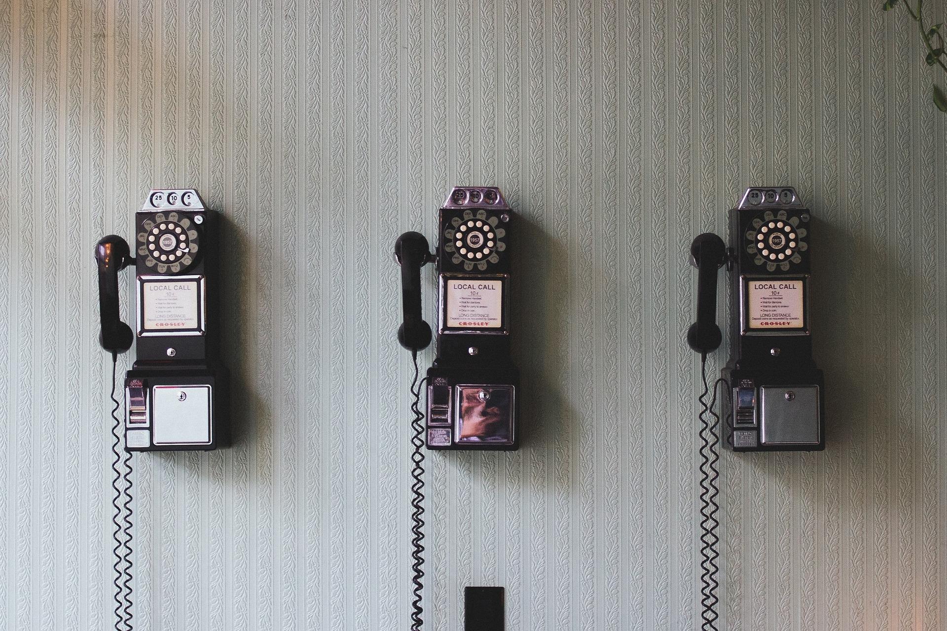 communication téléphone