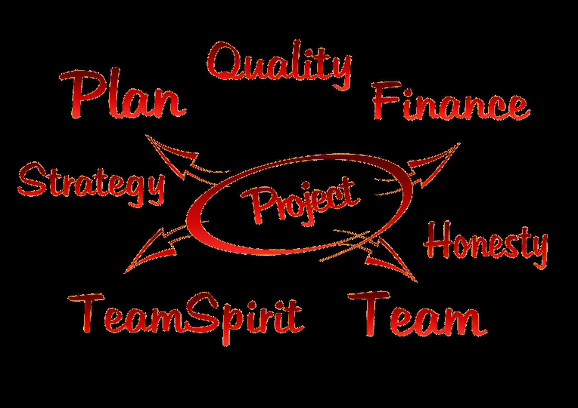 Gestion de projet logo